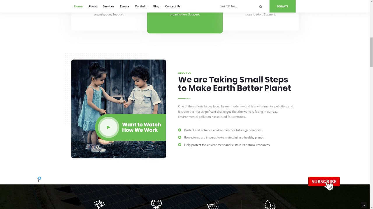 Breno – Green Energy WordPress Theme      Prince Gaz