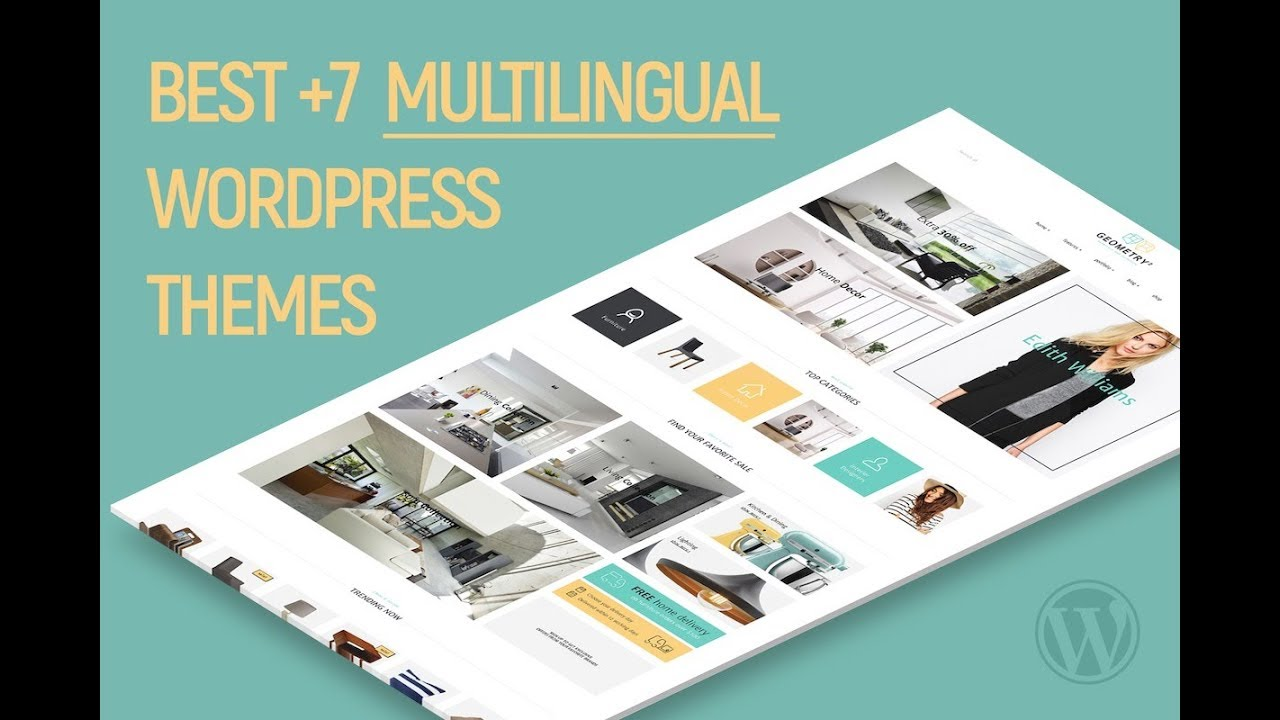 Best 7 Multilingual WordPress Themes 2019 – WPML Compatible Themes
